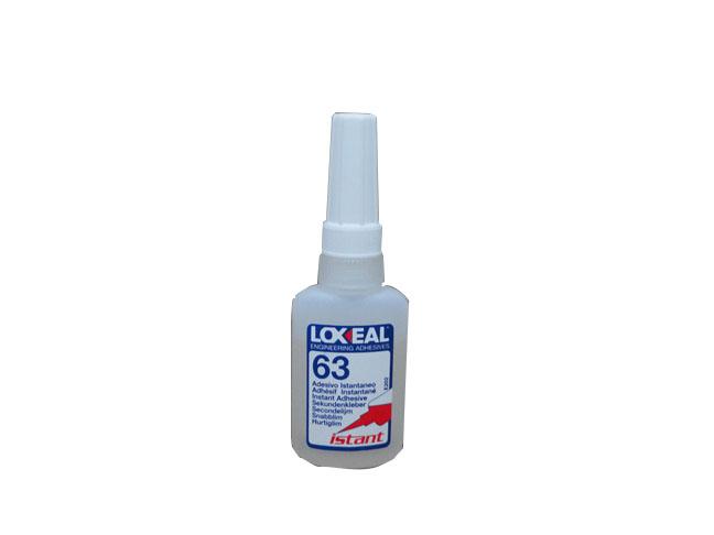 瞬干胶,20g 固化速度1,LOXEAL63