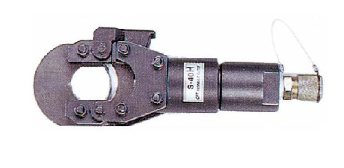 CTE 液压电缆剪,适于硬质电缆、钢索、铁棒等 6吨,CS-40A