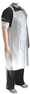 围裙,白色PE围裙,71x136cm