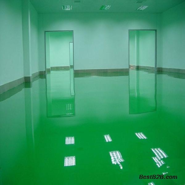 惠州花边岭金刚砂硬化耐磨地板彩砂地坪