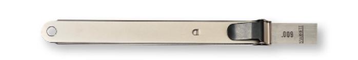 """施泰力 塞尺,0.001""""-0.025""""/0.03-0.5mm"""